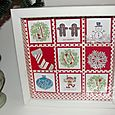 2011 Week 10 Holiday Shadow Box tutorial