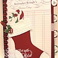 2011 Week 2 Christmas Planner tutorial