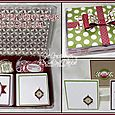 Week 6 Very Merry Tags and Note Card set