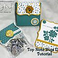 Top Note bigz die tutorial - June 2014