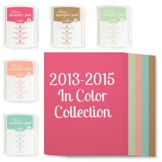 Unfrogettable Stamping | 2013-2015 In Color Collection