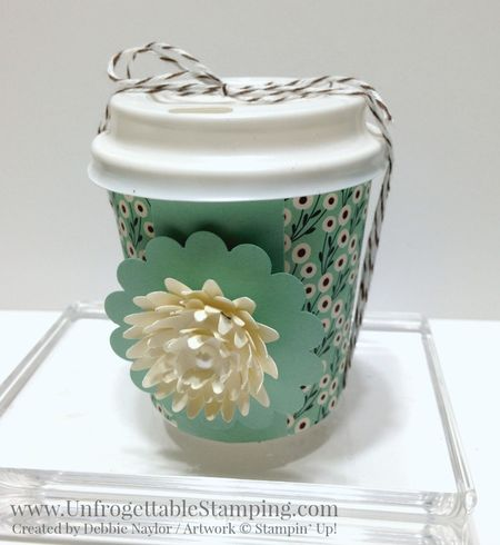 Unfrogettable Stamping Fabulous Friday altered KCup favors4