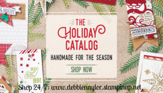 Unfrogettable Stamping | 2016 Holiday Catalog by Stampin' Up!