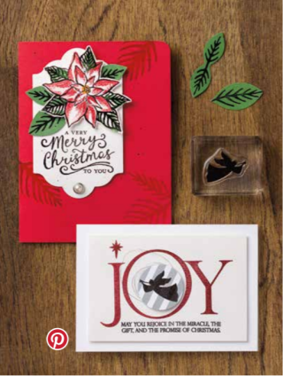 Unfrogettable Stamping | Reason for the Season stamp set from the Stampin' Up! annual catalog page 35