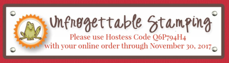 2017 Nov Hostess code