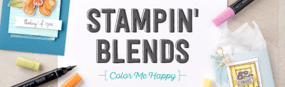 Unfrogettable Stamping | Stampin' Blends from Stampin' Up!