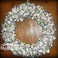 2014 Week 2 Curled DSP Wreath