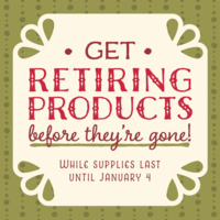 Unfrogettable Stamping | Holiday Catalog Retiring Product list