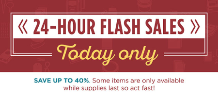 Unfrogettable Stamping 24-hour Sale