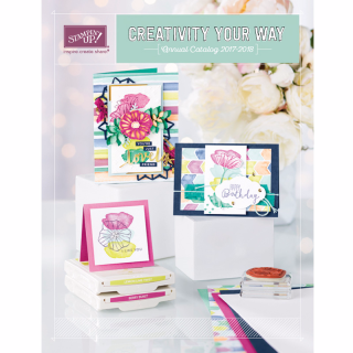 Unfrogettable Stamping   2017-2018 Stampin' Up! annual catalog