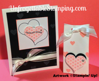 Unfrogettable Stamping | Fabulous Friday Groovy Love Valentine set