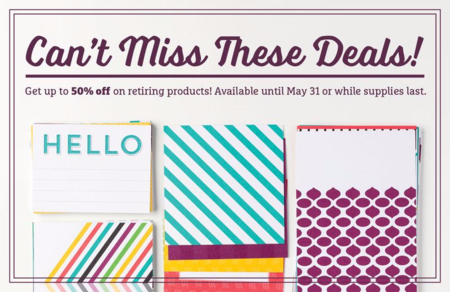 Unfrogettable Stamping | Retiring products from Stampin' Up! - get them now before they're gone!