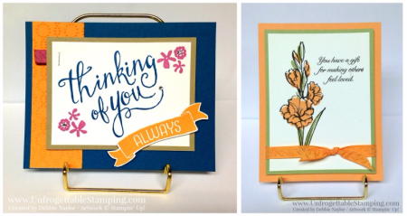 Unfrogettable Stamping | Fabulous Friday Hostess highlight