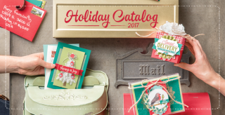 Unfrogettable Stamping | 2017 Stampin' Up! Holiday Catalog