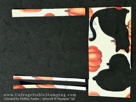 Unfrogettable Stamping | Stampers Dozen Painted Autumn DSP projects