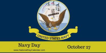 Unfrogettable Stamping | Navy Day October 27
