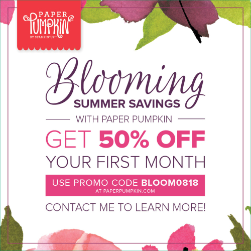 Paper Pumpkin Blooming Savings2