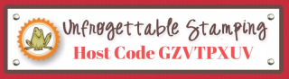 Unfrogettable Stamping | August 2018 host code for online orders