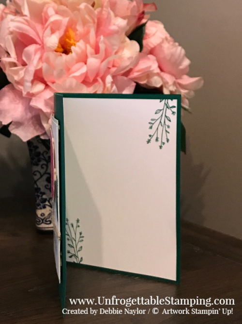 Unfrogettable Stamping   Fabulous Friday get well card featuring the Healing Hugs stamp set and new colors Shaded Spruce and Soft Sea Foam along with Melon Mambo by Stampin' Up!