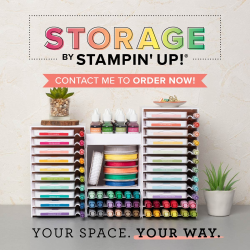 Unfroggetable Stamping | Storage by Stampin' Up!