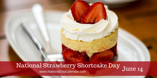 Unfrogettable Stamping | National-Strawberry-Shortcake-Day-June-14