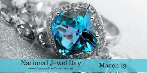 Unfrogettable Stamping | National-Jewel-Day-March-13