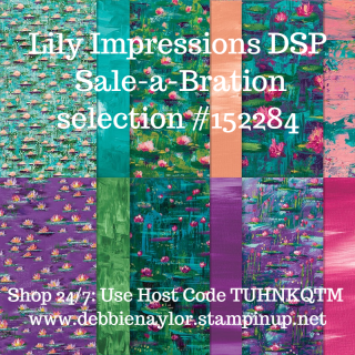 Unfrogettable Stamping | Lily Impressions SAB DSP