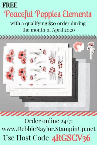 April 2020 incentive gift