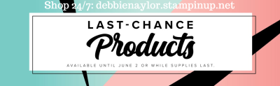 Unfrogettable Stamping | Last Chance Products
