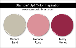 Stampin-Up-Color-Inspiration-Sahara-Sand-Rococo-Rose-Merry-Merlot
