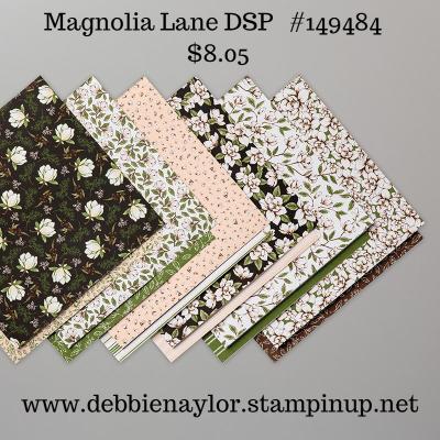 Magnolia Lane DSP