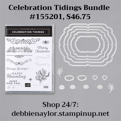 Celebration Tidings bundle