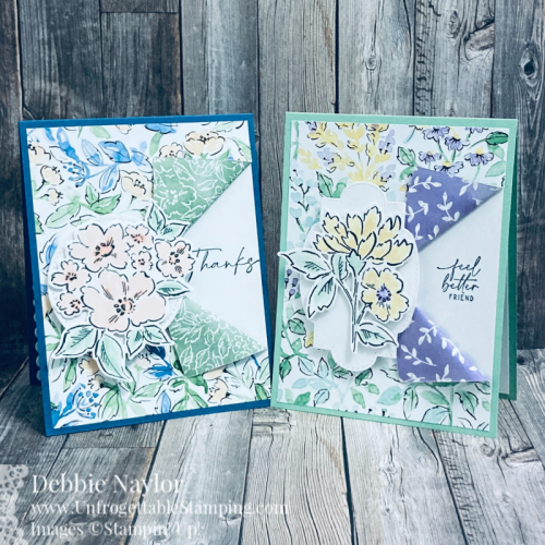 Unfrogettable Stamping May 2021 Stampers Dozen Blog Hop new catty favorites card set2
