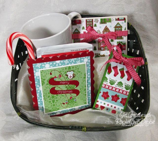 2012 Week 1 Gift Basket Stuffers tutorial