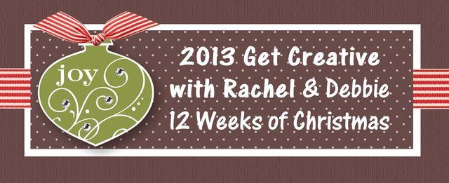 2013 Twelve Weeks of Christmas logo