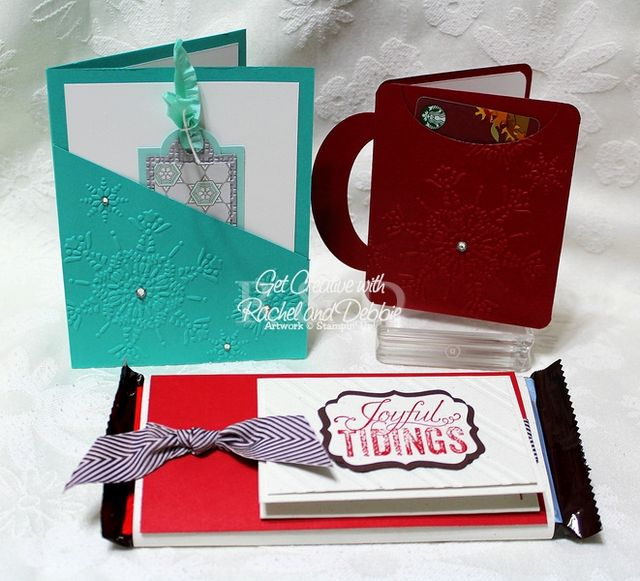Week 11 Gift Card trio