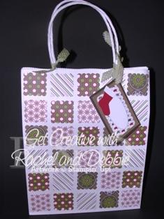 2011 Week 7 Gift Bags tutorial, sample 1