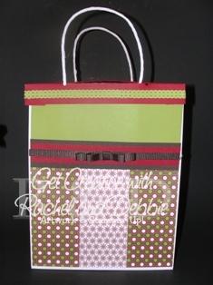 2011 Week 7 Gift Bags tutorial, sample 2