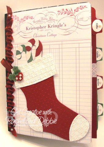 2011 Tutorials for sale: 2011 Week 2 Christmas Planner tutorial