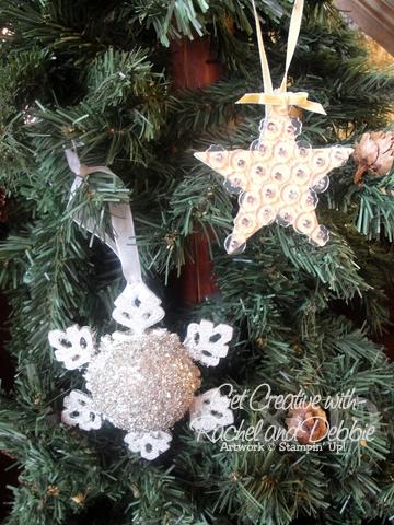 2011 Week 12 Christmas Ornaments tutorial